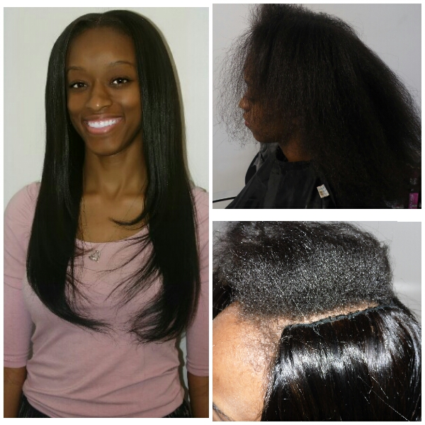 Microlink hair fusion and beaded sew in salon miami ft full head sew in pmusecretfo Images